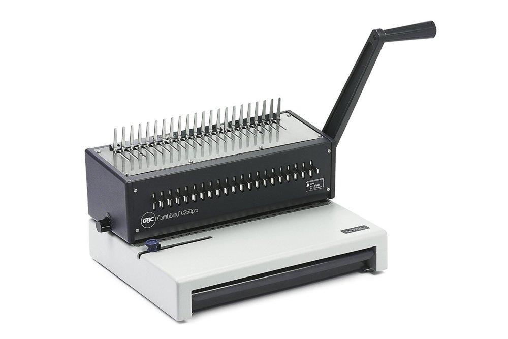 Combbind C250 Pro